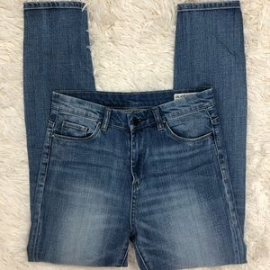 BlankNYC Crybaby Skinny Jeans High Rise Size  28